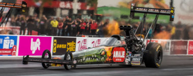McMillen's luck runs short at Vegas Spring event